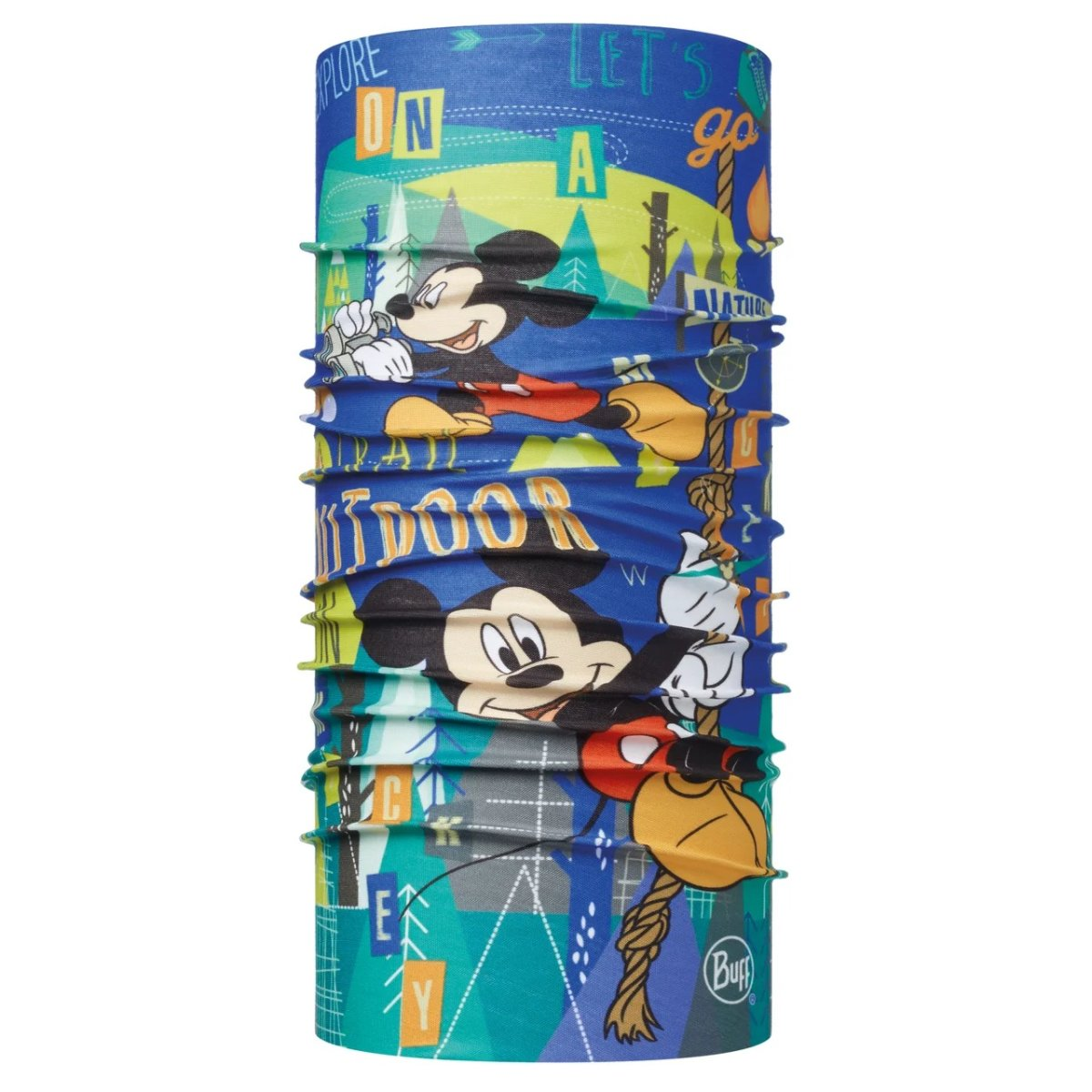 Шарф Buff Original Child Mickey Trail Multi BU 113262.555.10.00