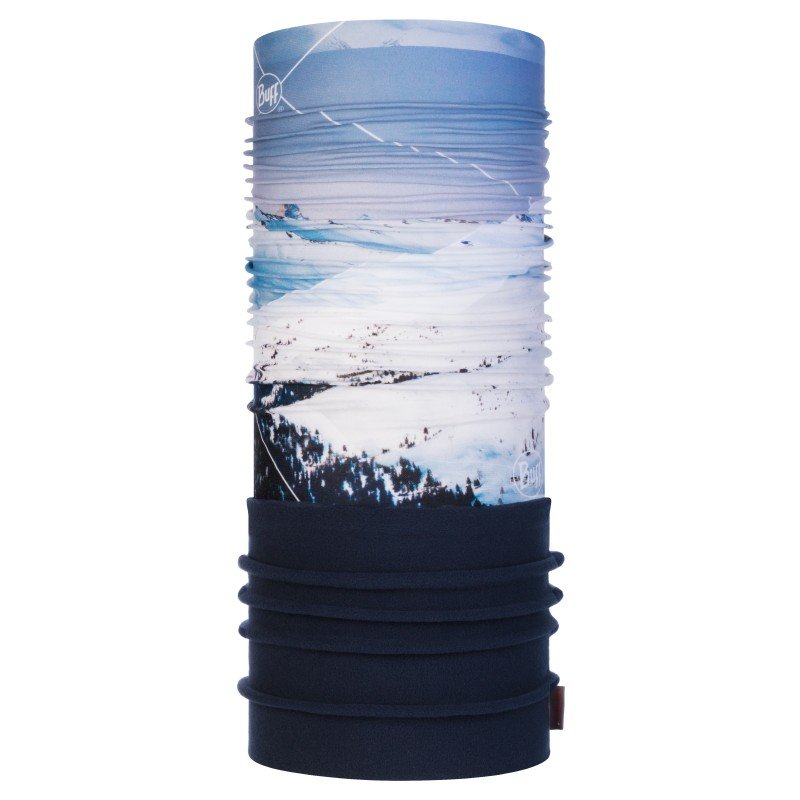 Шарф Buff Polar Mountain Collection M-blank Blue BU 120916.707.10.00