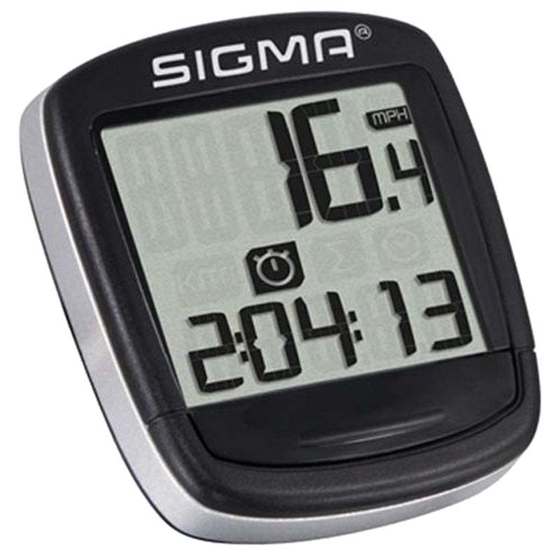 Велокомпьютер Sigma Sport BASELINE BC 500 SD01930