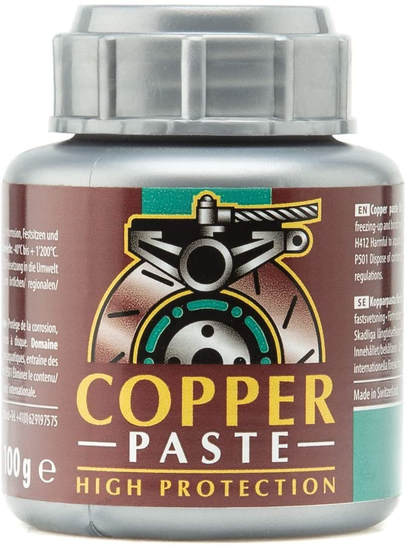 Смазка Motorex Copper Paste 100g 3791301806