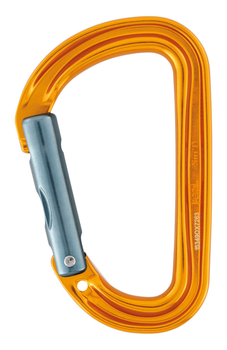 Карабин Petzl SM'D wall M39A S