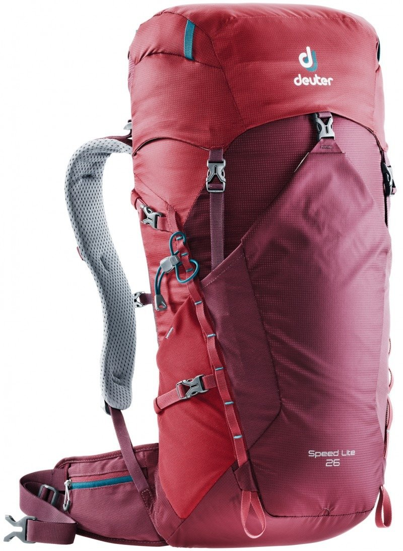 Рюкзак Deuter Speed Lite 26 maron-cranberry (5535) 3410618 5535
