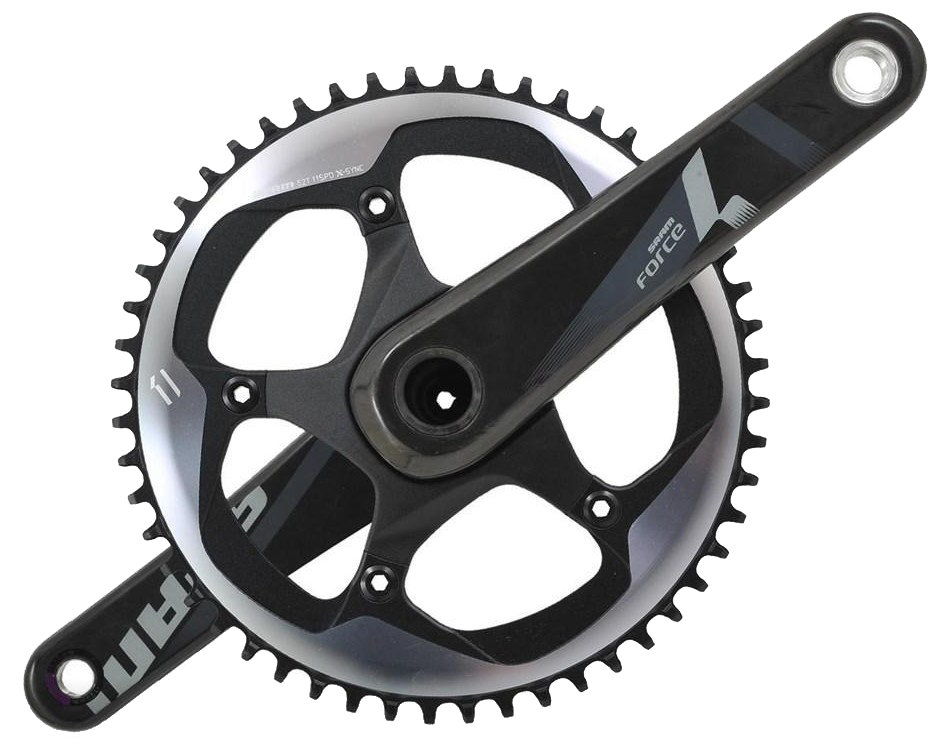 Шатуны Sram AM FC FORCE1 GXP 1725 110 50T 00.6118.364.002