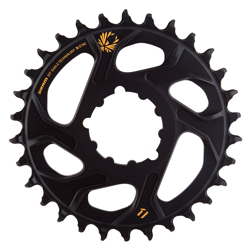 Звезда шатунов Sram CR X-SYNC EAGLE 30T DM 3 OFFSET B GLD