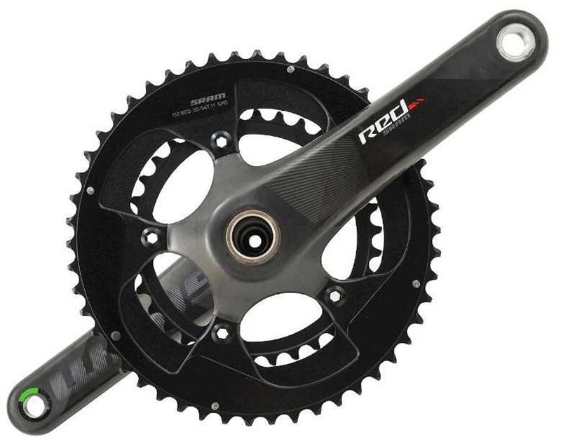 Шатуны Sram AM FC RED 11SP 170 5034 NO BB C2 00.6118.384.002