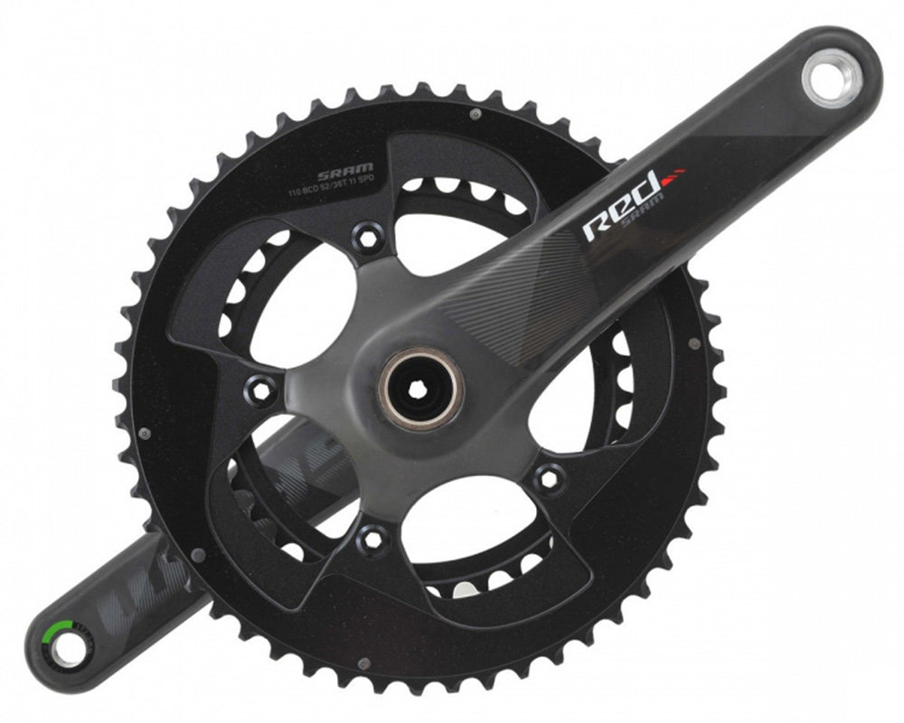 Шатуны Sram RED GXP 172.5 46/36 YAW GXP cups not included C2 00.6118.385.003