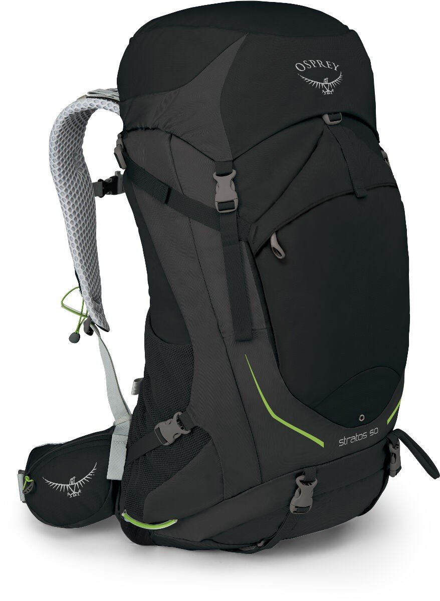 Рюкзак Osprey Stratos 50 Black 009.1458 009.1459