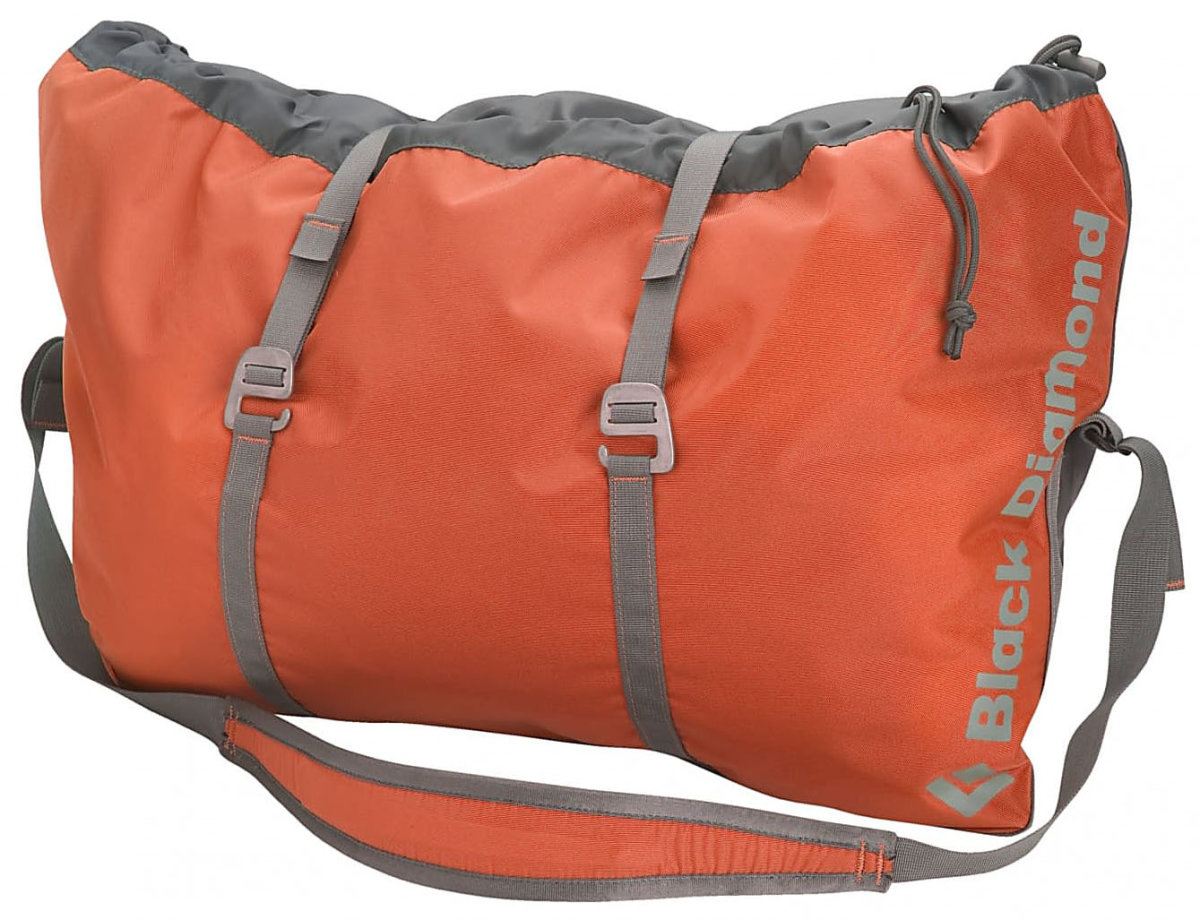 Сумка для веревки Black Diamond Super Chute Rope Bag (Red Clay) BD 359997.RCLY