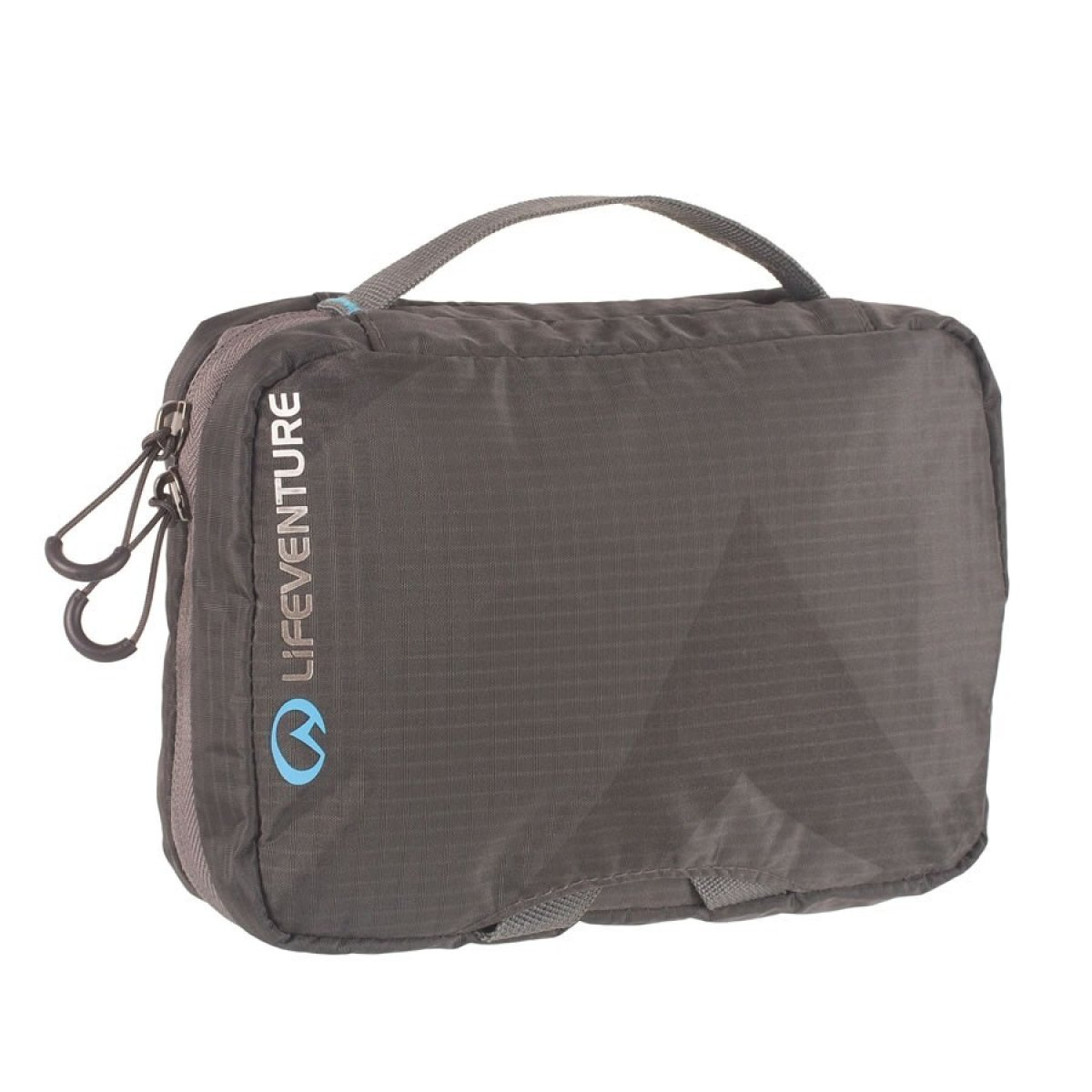 Сумка Lifeventure Wash Bag Small grey 64035