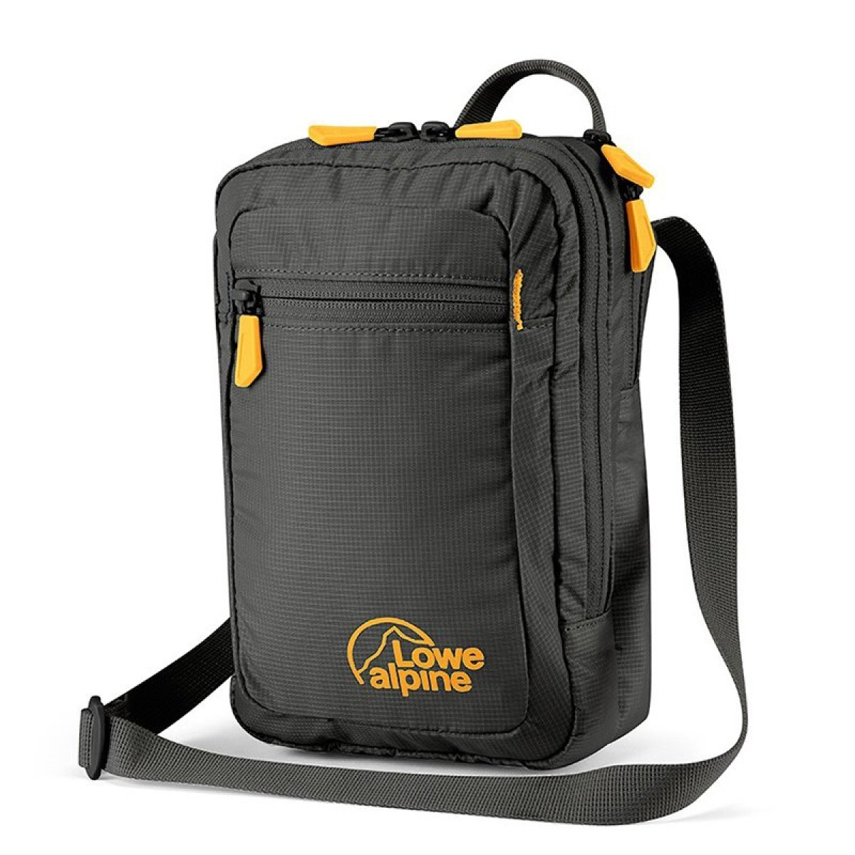 Сумка Lowe Alpine Flight Case Large для документов Anthacite/Amber, L LA FAD-98-AN-L