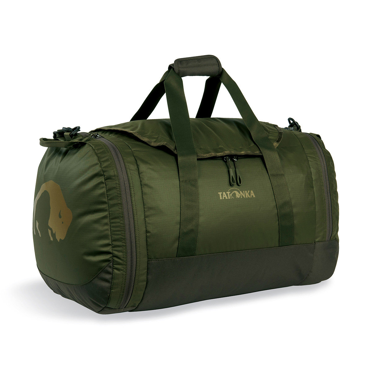 Сумка Tatonka Travel Duffle M Olive TAT 1944.331