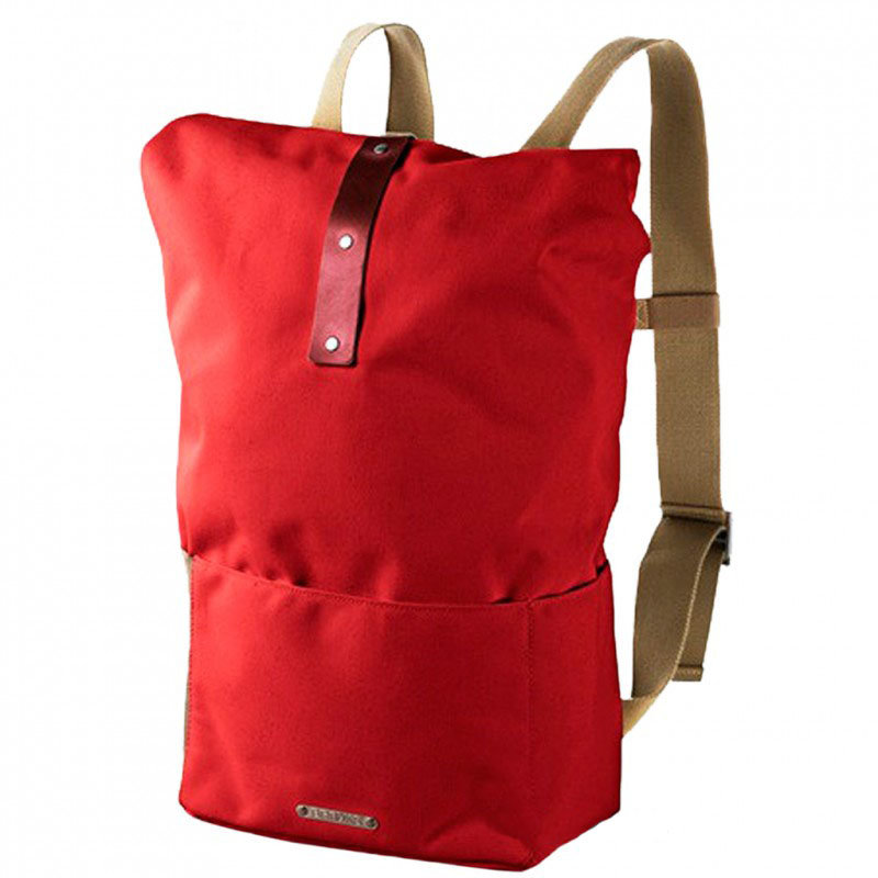Сумка BROOKS Hackney Backpack Utility red на плече (006726)