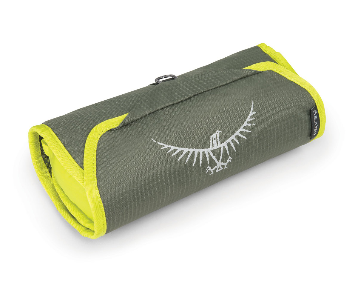 Косметичка Osprey Ultralight Washbag Roll Electric Lime 009.0046