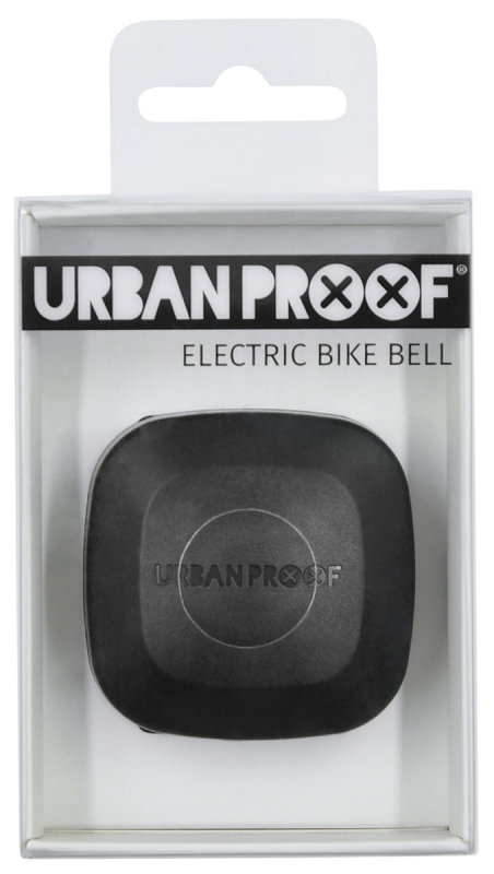 Звонок Urban Proof ELECTRIC BELL black 400407 UP