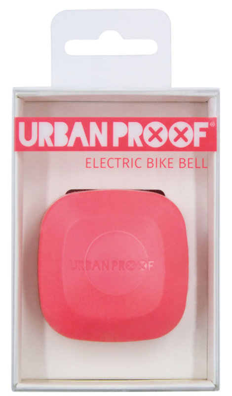 Звонок Urban Proof ELECTRIC BELL lobster red 400409 UP