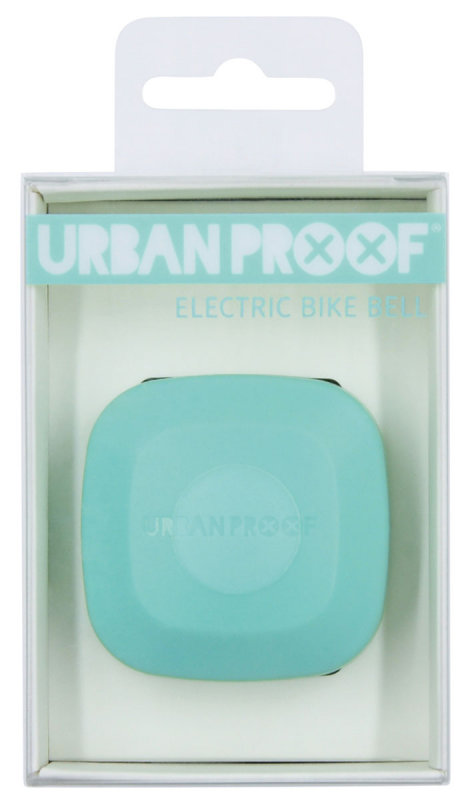 Звонок Urban Proof ELECTRIC BELL ocean blue 400412 UP