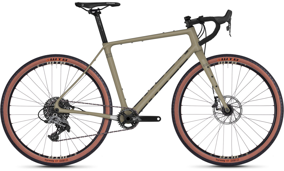 Велосипед Ghost Endless Road Rage 8.7 LC tan/titanium 65RR1004