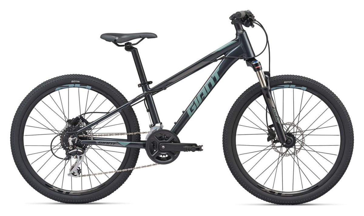 Велосипед Giant XTC SL Jr 24 metalic blavk