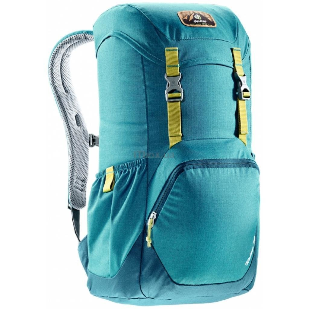 Рюкзак Deuter Walker 20 petrol-arctic (3325) 3810617 3325