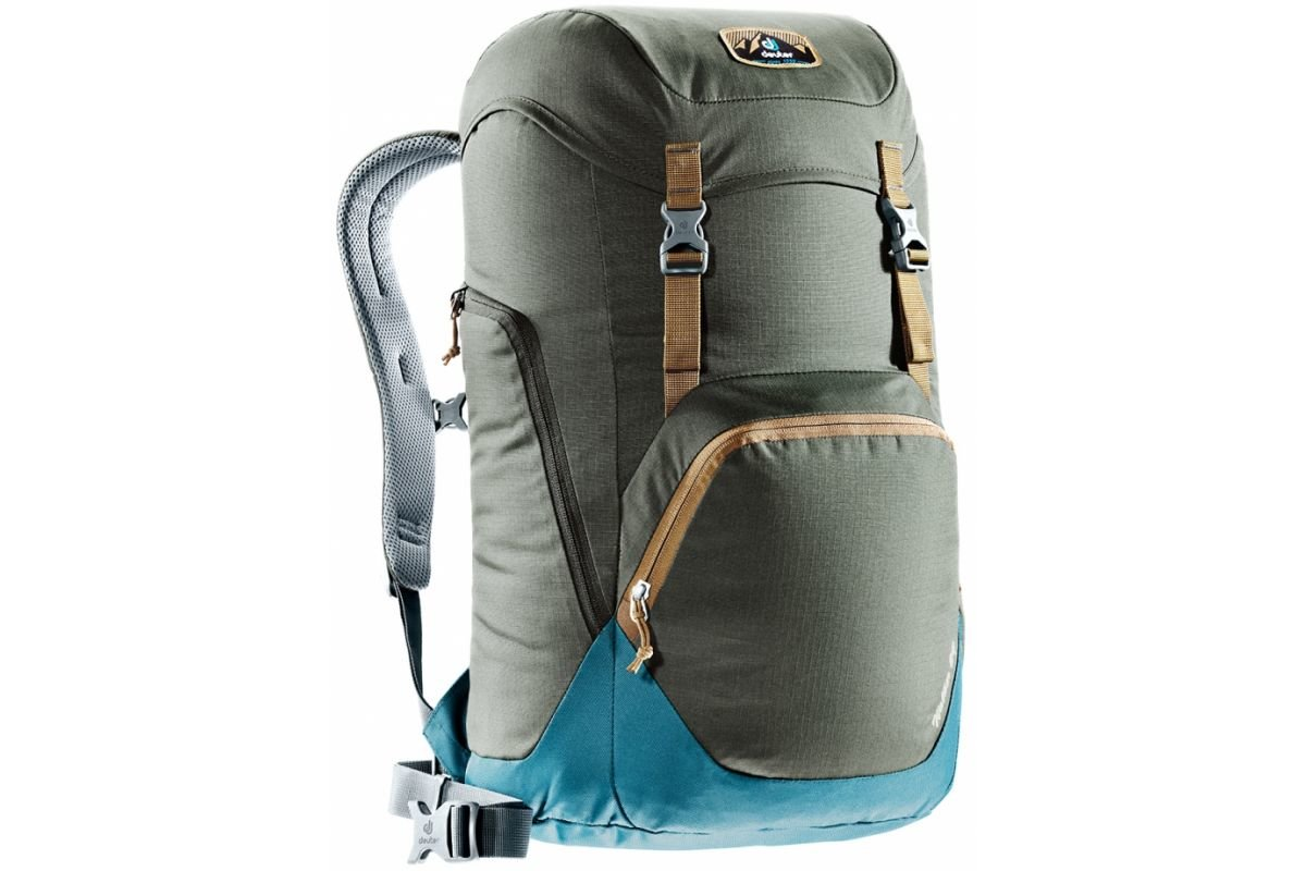 Рюкзак Deuter Walker 24 coffee-denim (6308) 3810717 6308