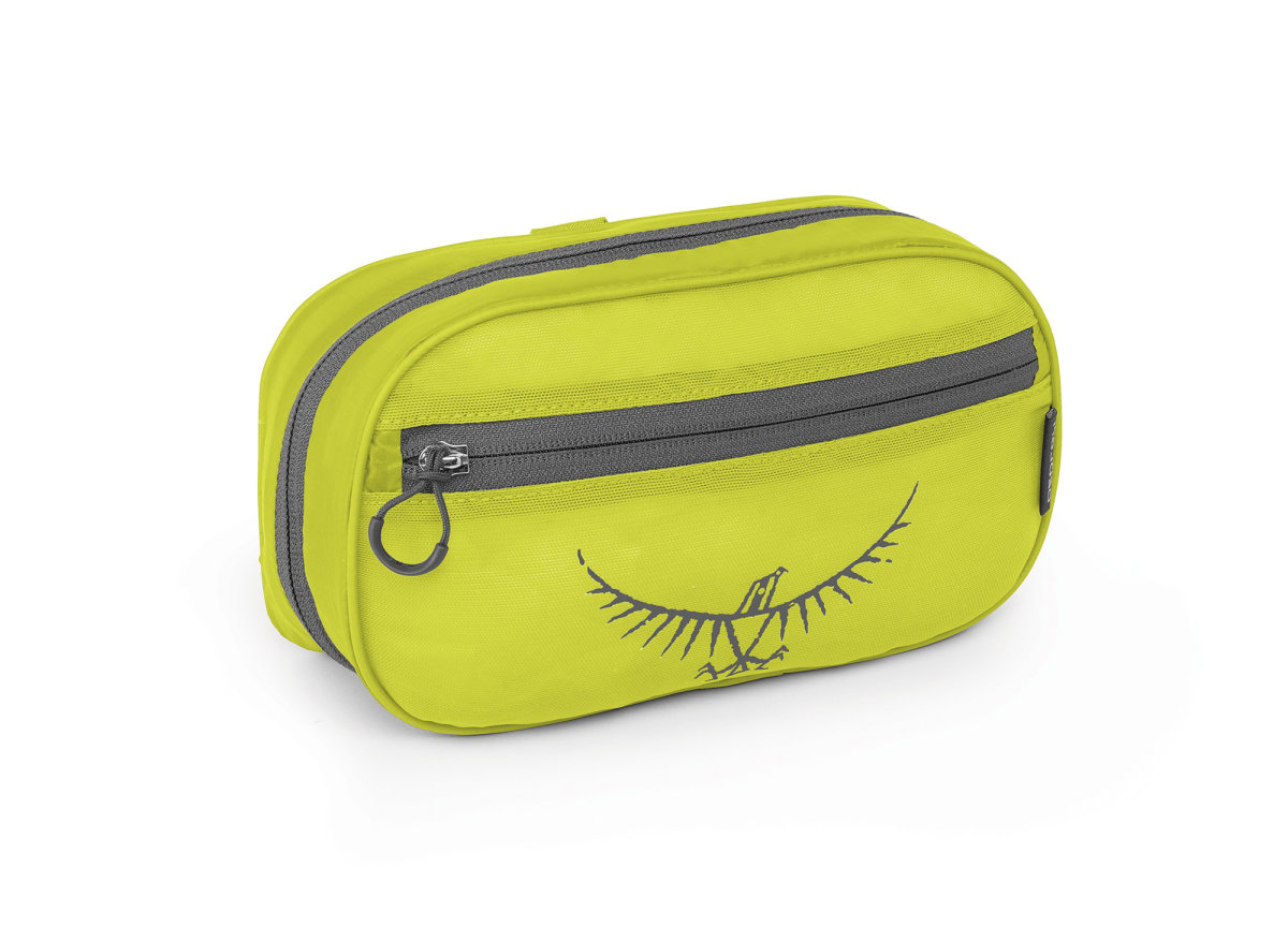 Косметичка Osprey Washbag Zip Electric Lime 009.0048