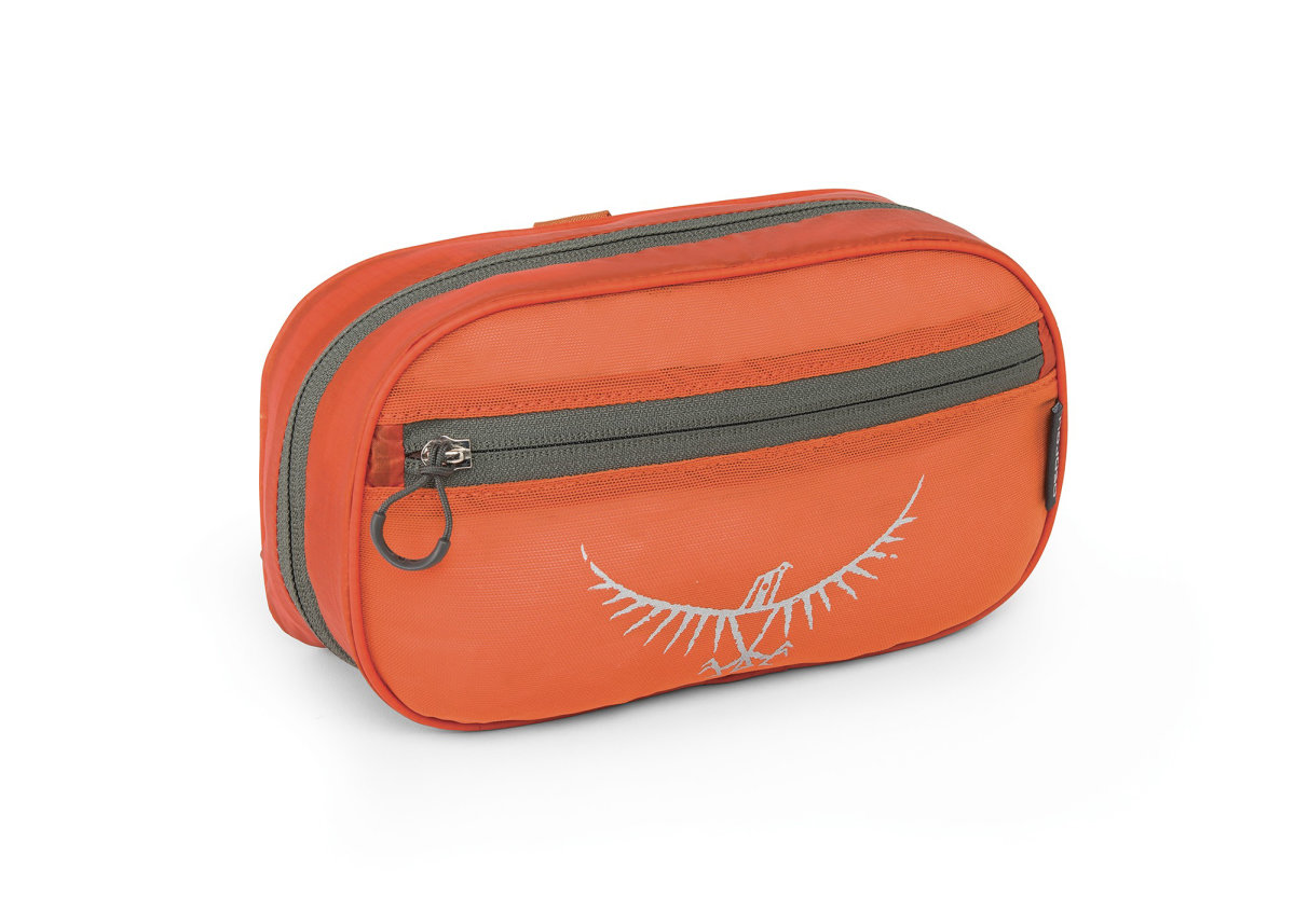 Косметичка Osprey Washbag Zip Poppy Orange 009.0049