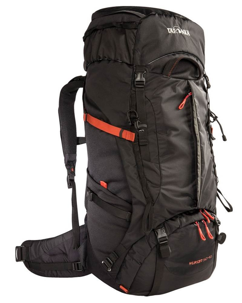 Рюкзак Tatonka Yukon 50 (Black) TAT 1420.040
