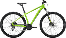 Велосипед Merida BIG.NINE 40-D lite green black