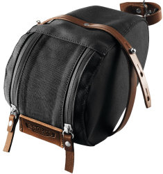 Подседельная сумочка Brooks ISLE OF WIGHT SADDLE BAG M black-brown
