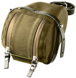 eca8ab49e1b7 Подседельная сумочка Brooks ISLE OF WIGHT SADDLE BAG S green-olive