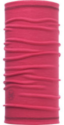 Бандана BUFF 3/4 LIGHTWEIGHT MERINO WOOL wild pink