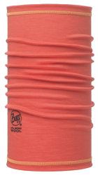 Бандана BUFF 3/4 MERINO WOOL solid coral