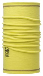Бандана BUFF 3/4 MERINO WOOL solid lime