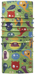 Бандана BUFF CHILD HIGH UV funny monsters multi