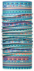 Бандана BUFF CHILD HIGH UV surf handicraft turquoisel