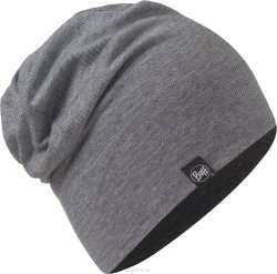 Шапка Buff COTTON HAT grey stripes