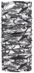 Бандана BUFF HIGH UV shark camo grey