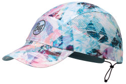 Кепка Buff PACK RUN CAP r-irised aqua