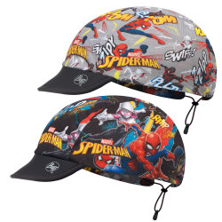 Кепка Buff SPIDERMAN CAP kaboom multi-grey