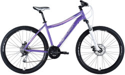Велосипед Centurion EVE G6-MD 27.5 pearl lite purple