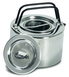 Чайник Tatonka H2O Pot 1.5L Silver