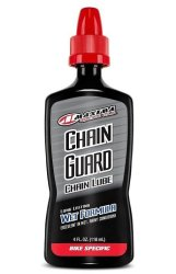 Cмазка для цепи велосипеда MAXIMA BIKE Chain Guard Syntetic WET 118ml Special
