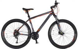 Велосипед Comanche HURRICANE 27.5 grey