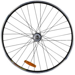 Колесо заднее Comanche REAR-WHEEL-ELIT-BLK