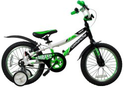 Велосипед Comanche SHERIFF W16 black-green-white