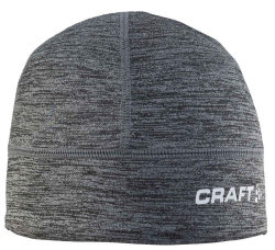 Шапка Craft LIGHT THERMAL HAT dark-grey-melange