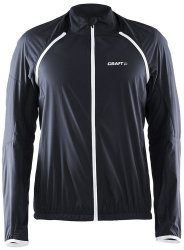 Велокуртка Craft PATH CONVERT JACKET black-platinum