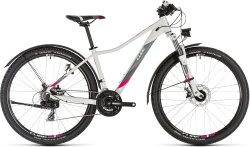 Велосипед Cube ACCESS WS ALLROAD 27.5 white-berry