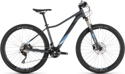 Велосипед Cube ACCESS WS RACE 27,5 iridium-blue