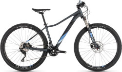 Велосипед Cube ACCESS WS RACE 29 iridium-blue